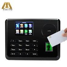 ZK Palm Zeit Teilnahme TX628-P Biometrische Fingerprint Time Clock Mit 13,56 MHz MF Karte Palm Mitarbeiter Teilnahme