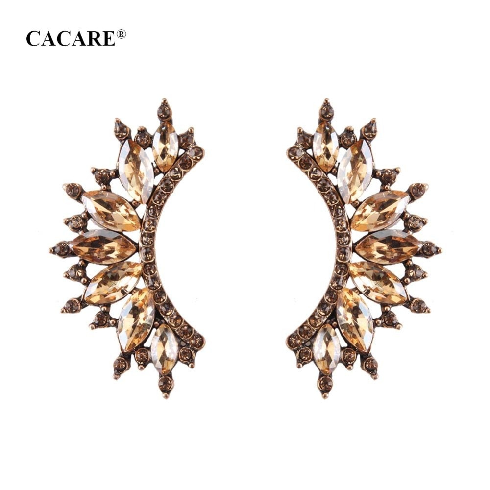 Fashion Big Earings Women 2019 CHEAP Ethnic Earing Circle Stud F1038 Dangle Carey Earrings Bohemia Statement