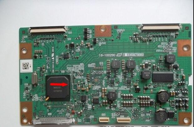 Conectar com T-con Placa Lógica Board Conectar Bordo 19-100290 Lcd