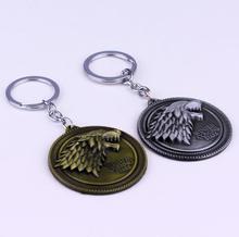 Game Of Thrones Sleutelhanger Een Lied Van Ijs En Vuur Baratheon Stark Arryn Tully Greyjoy Martel Legering Sleutelhanger