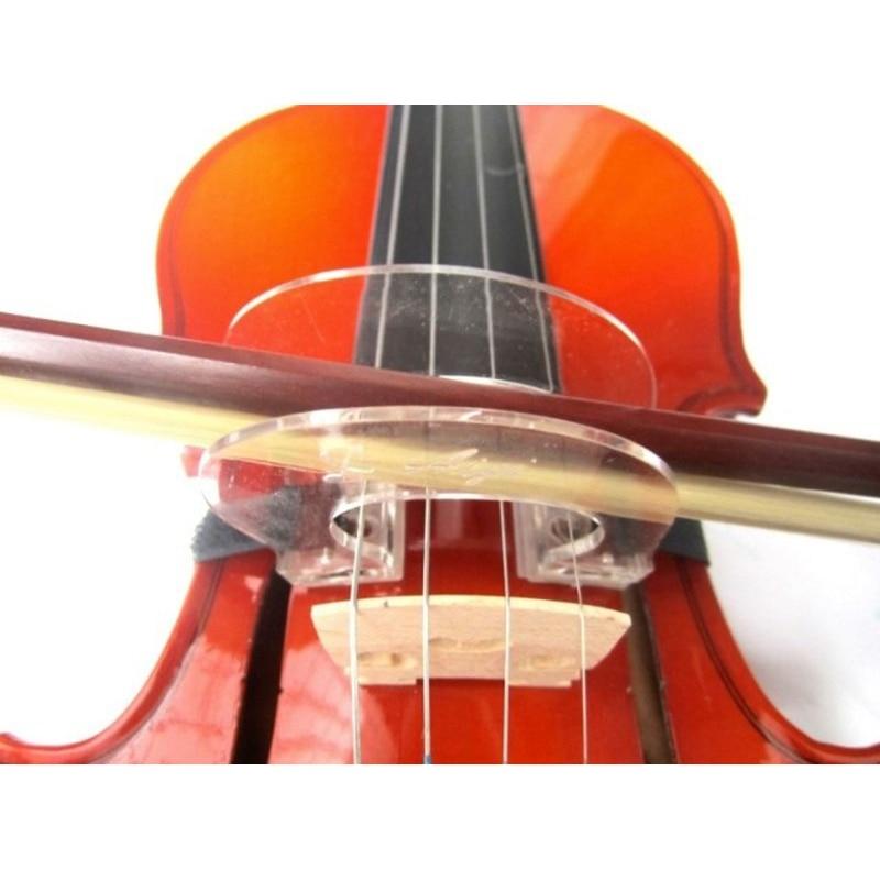 Correcteur darc de violon redresser collimateur Guide doutils moonambassade pour débutant pratique exercice dentraînement