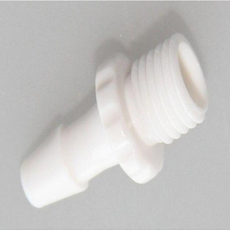 100 قطعة/الوحدة ضغط الدم صفعة ل GE أنابيب مشترك ، البلاستيك الذكور موصل ل GE NIBP موصل ، صفعة موصل ، خرطوم موصل