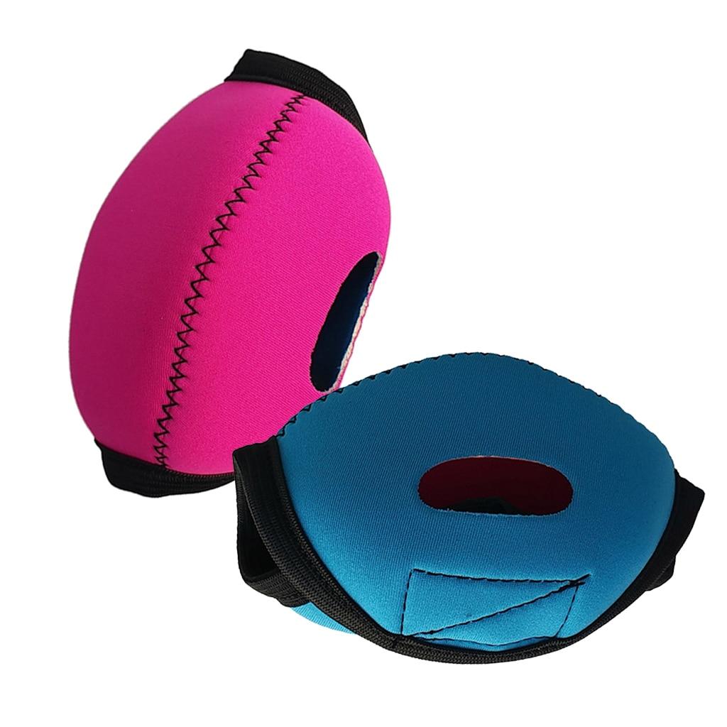 Funda de neopreno con regulador de buceo para buceo de segunda etapa, 2 colores para seleccionar deportes acuáticos, natación y buceo