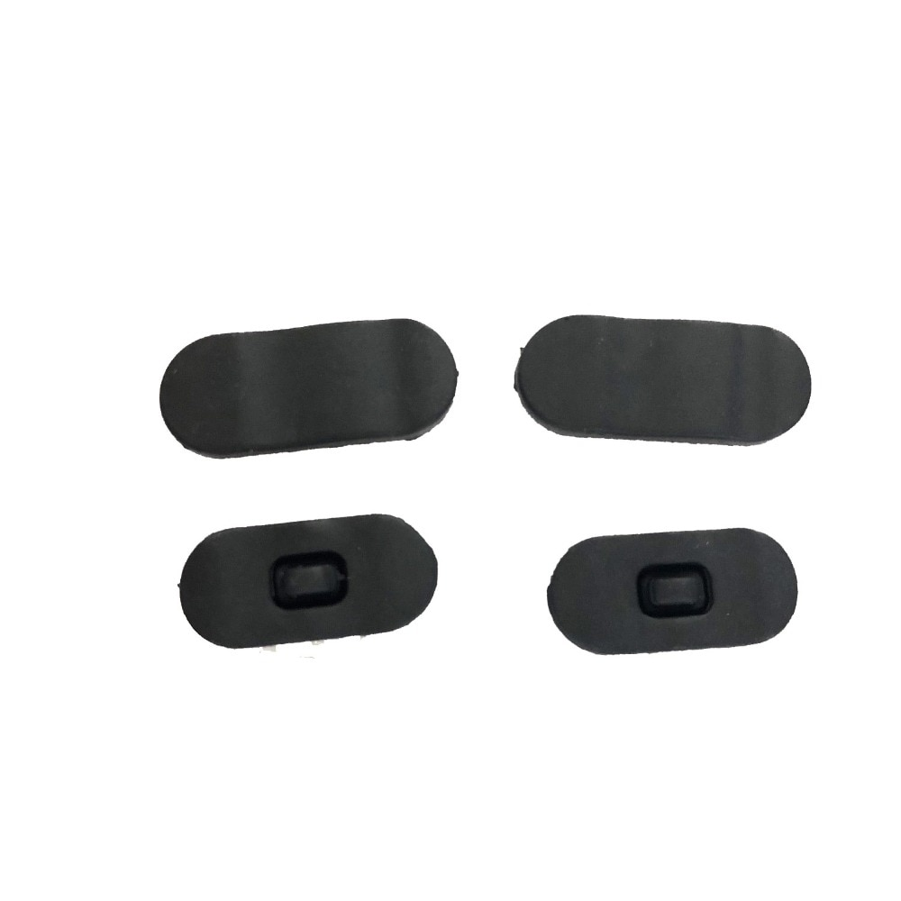 4 Uds nuevo Original para Lenovo Thinkpad Lenovo X220i X220T X230 X230T base Bse cubierta accesorio pies de goma