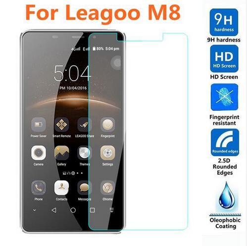 Закаленное стекло для Leagoo M8 M 8 защитное стекло 9H 2.5D Защитная пленка для переднего экрана, чехол для телефона Leagoo M8 Pro 5,7 дюйма