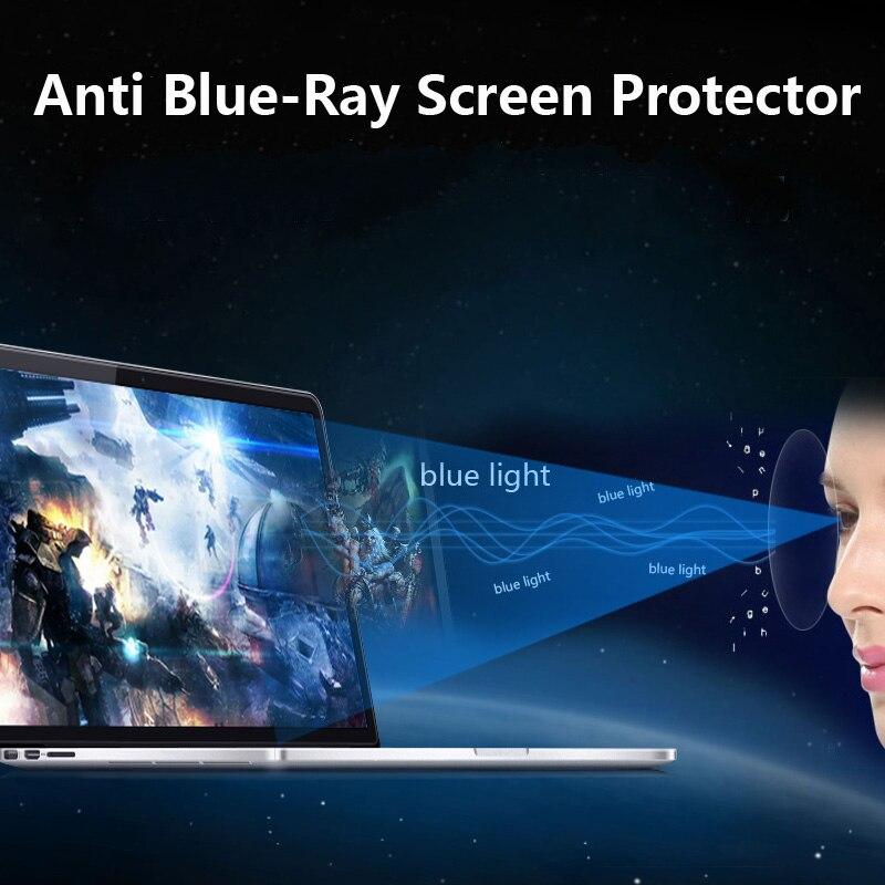 2X مكافحة بلو راي واقي للشاشة غطاء حماية ل جديد HP ENVY x360 15 bp051nr bp005na bp004na bp003tx bp001 bp005tx 15.6
