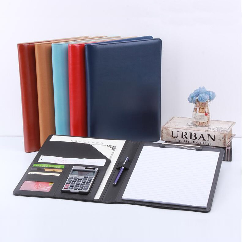 a4 multifunctional folder information folder sales clip manager talk about single clip office board clip measuring room contract A4 multi-function business office dedicated folder sales manager clip/signing contract carpetas pasta esc 556C