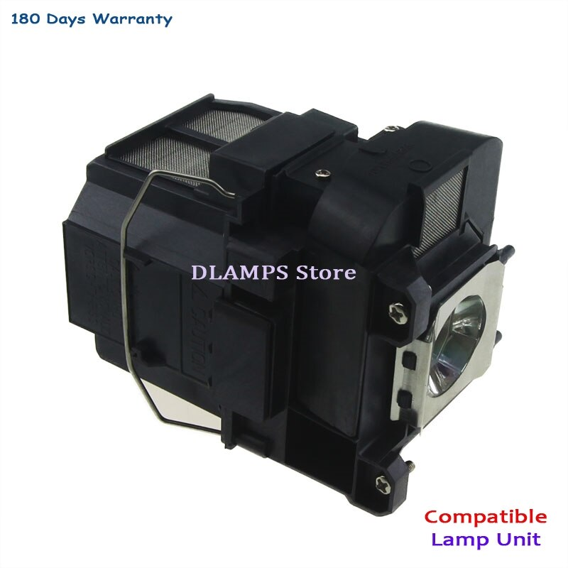 high brightness projector bulb for elplp57 for epson eb 450w eb 440w eb t450wi eb 460 h318a h343a 180 days warranty Replacement  Projector Lamp ELP77 for EPSON PowerLite 4650 4750W 4855WU  G5910, EB-4550  EB-4750W  EB-4850WU-180 days warranty