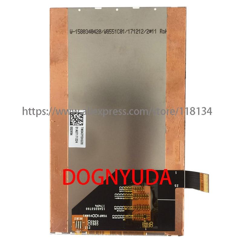 10 PIÈCES NOUVEAU TM043YDHG36 Modèle Lcd pour Motorola Symbol Zèbre TC20 TC200J TC25 TC20K