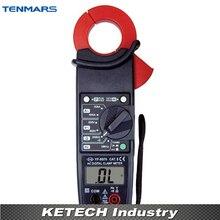 600 V 3-1/2 chiffres LCD avec lecture maximale de 2000 AC pince mètre TENMARS YF8070