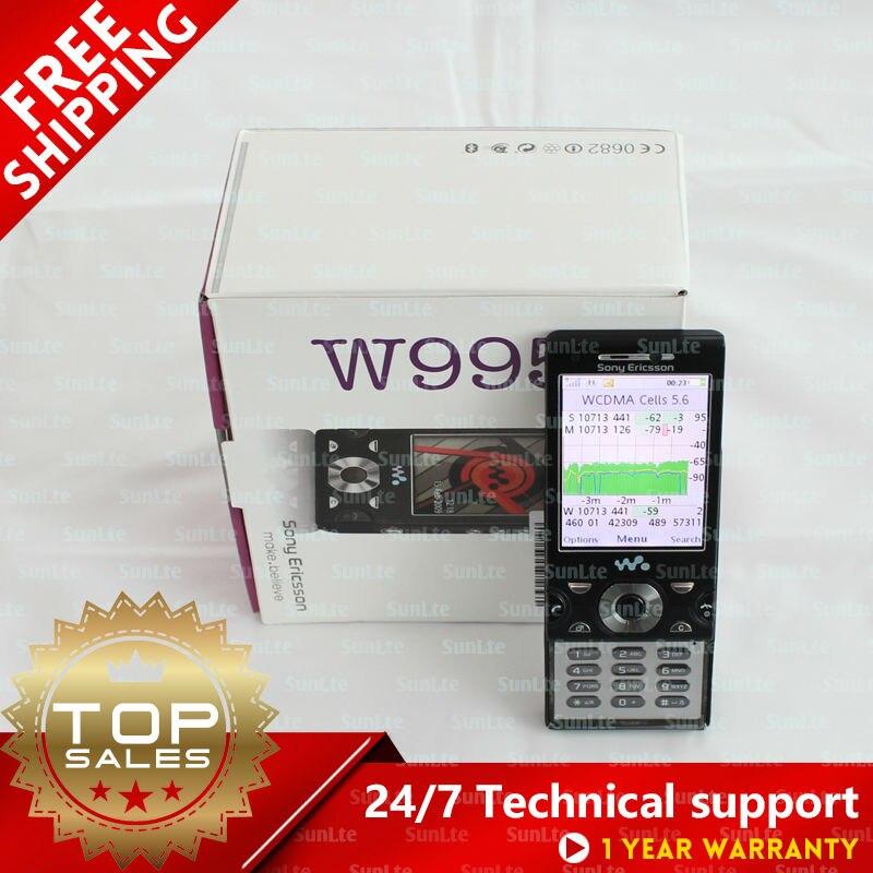 W995 W995A drive test  phone Support PESQ MOS & TEMS pocket