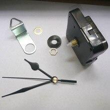 Kit de mouvement dhorloge à Quartz 10 * arbre 12mm   Mécanisme de broche, mouvement de balayage muet, horloge à faire-même pièces accessoires JX056