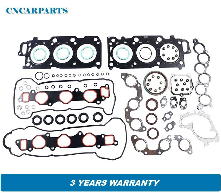 VRS Cylinder Head Gasket Fit for Toyota Camry Vienta Avalon 3.0L V6 1MZFE 1MZ DZ340