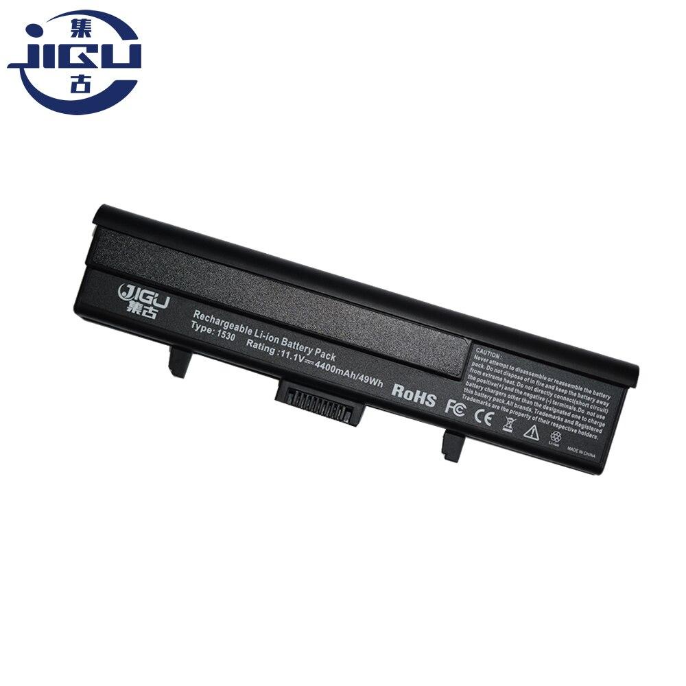 JIGU batería del ordenador portátil para Dell XPS XT832 451-10528 TK330 312-0663...