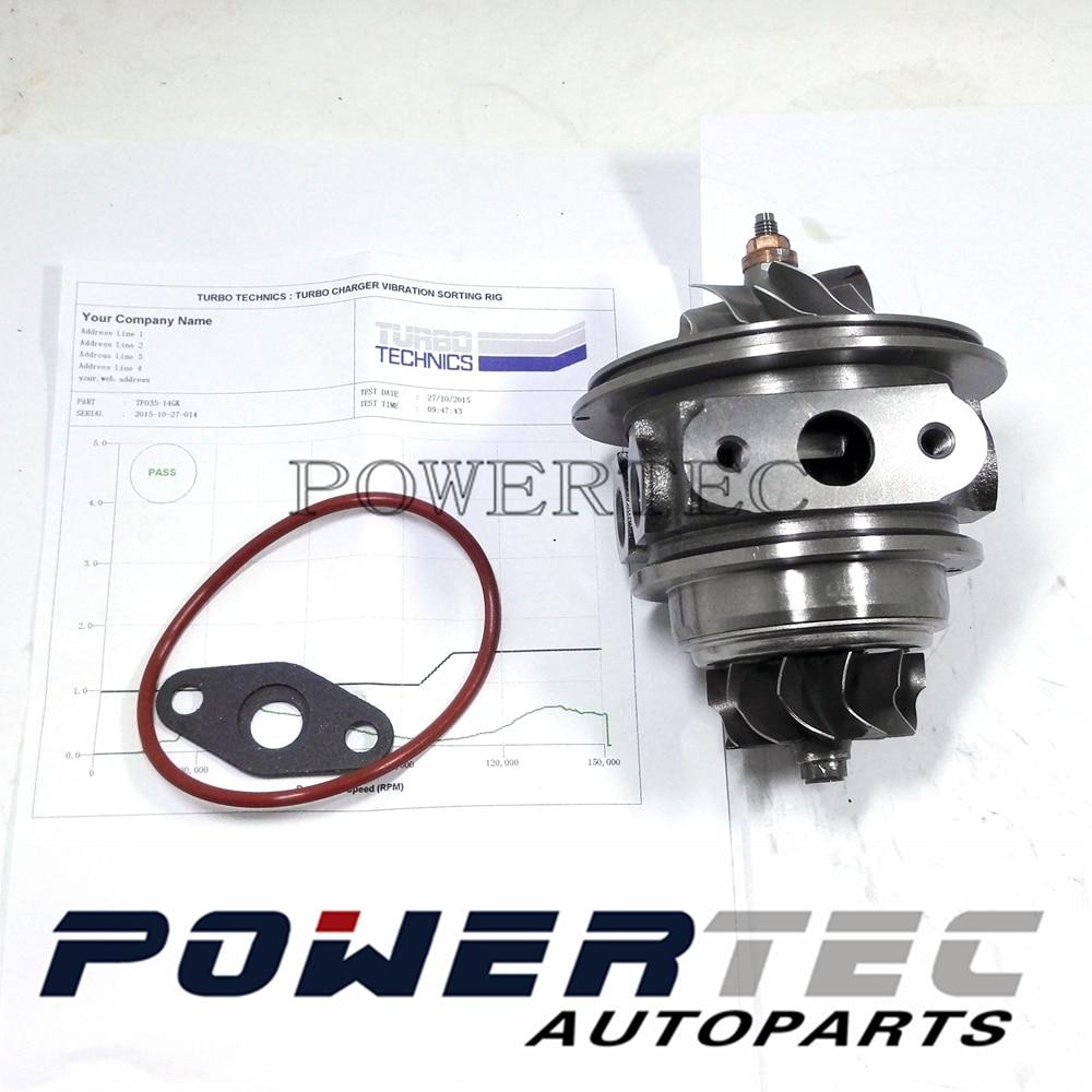 TF035 nowe turbo CHRA 49135-02910 49135-02920 turbiny dla Mitsubishi Shogun Pajero Montero 3.2 L 4M42 TRITAN 3200 170HP