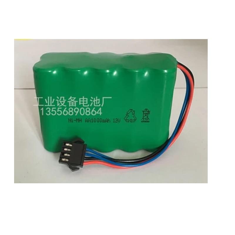 Batería 12V para ECOVACS Debot CR100 CR110 CR111 TCR03A TCR03B TCR13B CR112 CEN30T CR03A limpiador 1000mAh Ni-MH recargable nuevo