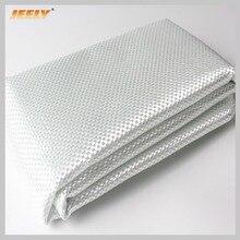 Jeely e-class 135gsm fibra de vidrio tejida de color liso resistente a las roturas trapo reforzado para tablas de surf