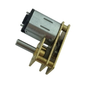 JGA1024-N20 Geared Motor DC 6V 12V With 500RPM Control Reversed Adjusted Speed Motor Reducer 3v Low Noise Micro Motor
