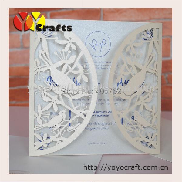 wedding centerpieces laser cut wedding invitations laser cut handmade party wedding invitation card