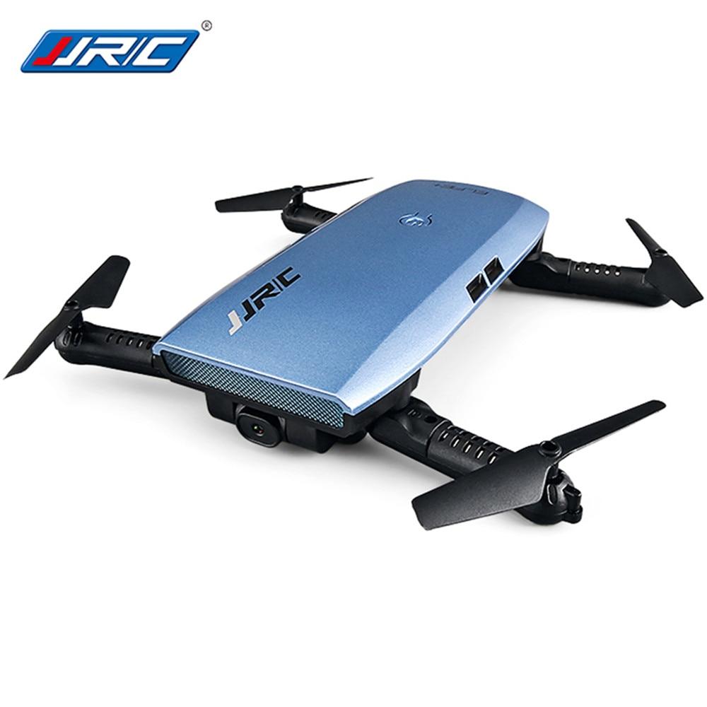 Оригинальный Квадрокоптер JJRC H47 ELFIE Plus с камерой 720PCamera, улучшенный складной режим красоты, Селфи, Радиоуправляемый Дрон с небольшим контролл...