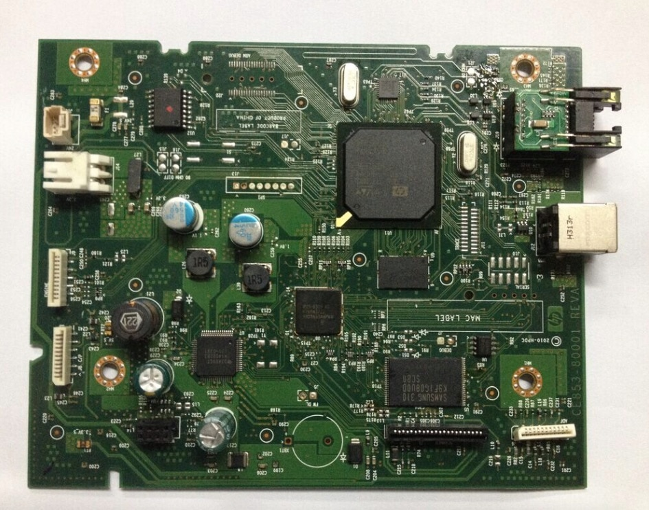 Mainboard para Laserjet Oringinal Gimerlotpy Formatter Board Placa Lógica Principal M175nw M175n 175n 175nw Ce938-60001