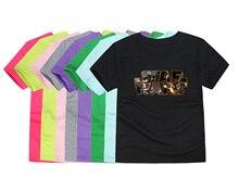 Letnie dzieci star wars koszulki chłopcy dziewczęta z krótkim rękawem t-shirt dziecięce koszulki dziecięce topy dla 2-14 lat