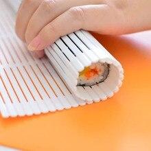 Portatile da Cucina Fai da Te Sushi Roller Maker Alghe Nori Sushi Tenda Sushi Della Muffa Strumento