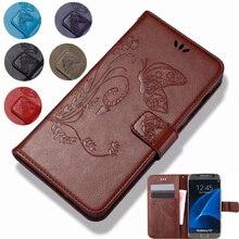Чехол-книжка из искусственной кожи с бабочкой, чехол-бумажник для Leagoo Z7 S9 Z5 T5 T5c Z5c Z6 M9 M8 S8 Pro M5 Plus, чехол для kiicaa power