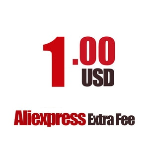 Aliexpress Extra Fee US $1, Please Order Certain Quantity Accordingly, such as 10PCS for US$10, 20PCS for US$20, etc.