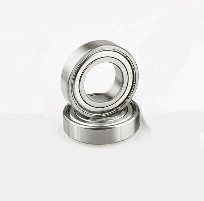 10 pçs/lote 6008ZZ 40*68*15 6008-ZZ 6008 ZZ Deep Groove Ball bearing 40x68 Do Eixo x 15mm