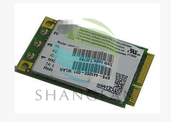 Mini tarjeta inalámbrica PCI-e de doble banda 4965AGN 4965AN 4965AGNMMW 300Mbps SPS: 441086-001 para ordenador portátil hp 2510P 2710P 6510B 6910P