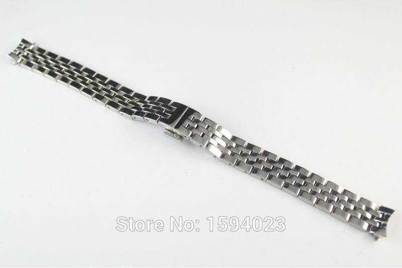 أجزاء ساعة force Locke T41 ، 12 مللي متر ، موديلات أنثوية ، شريط صلب 1853 ، فولاذ مقاوم للصدأ ، سوار L234 L134/234
