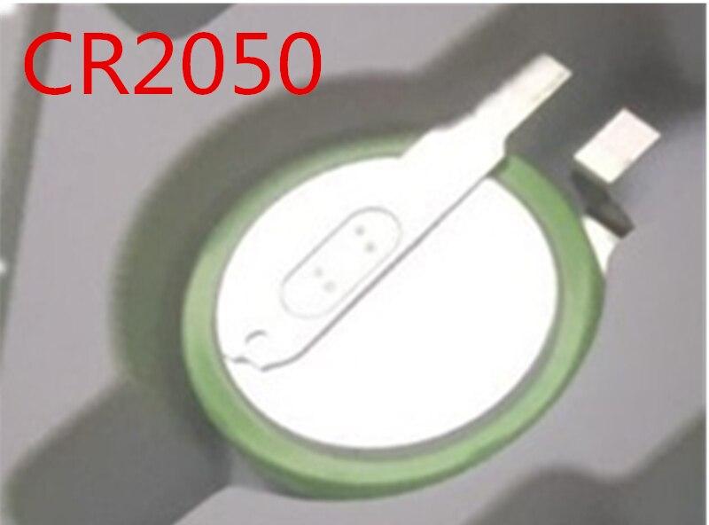 ¡Nuevo! Botón de monitoreo de presión de neumáticos de coche CR2050B CR2050 3V de litio de dióxido de manganeso y litio de alta temperatura