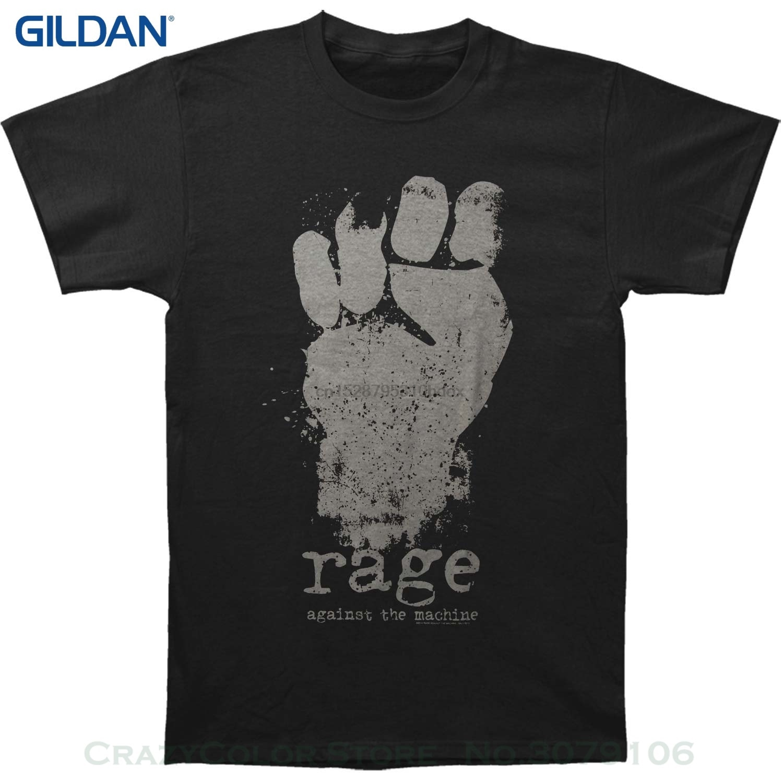 Cuello redondo, superventas, Camiseta de algodón Natural para hombre, camiseta suave de Rage Against The Machine