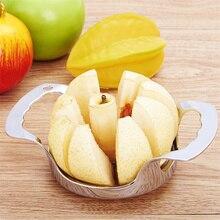 Coupe-poire légumes fruits pomme   En acier inoxydable, coupe-légumes fruits, pomme transformation ustensiles de bar de cuisine, trop