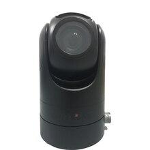 IP POE 2 mp 20X caméra IP PTZ antivibration   Montée sur la voiture, étanche aux vibrations, ONVIF