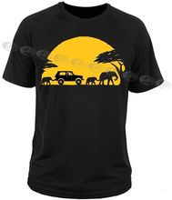 oversized t shirt Casual Short Sleeved Men Lada Niva Evolution Waz Russian Car Off Road 4X4 Man Casual T Shirt