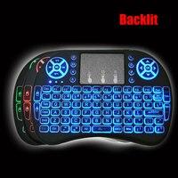 Клавиатура i8 Беспроводная с тачпадом, 2,4 ГГц
