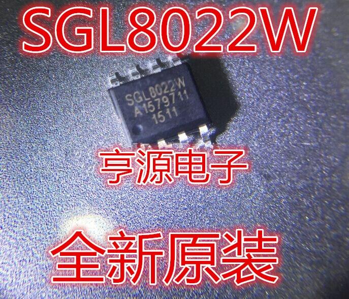 10 шт./лот SGL8022W SOP-8 в наличии