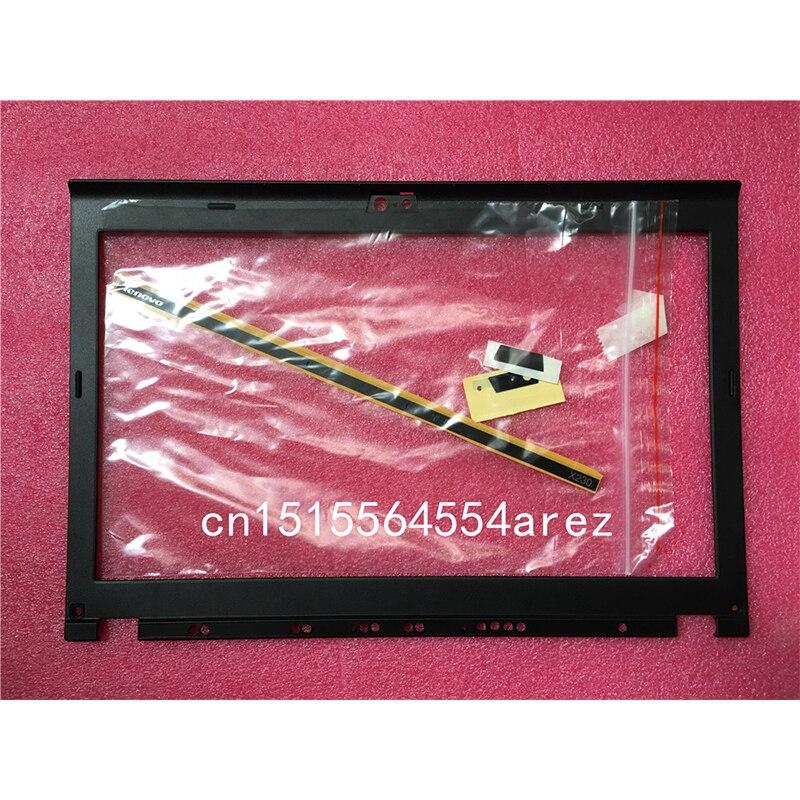 Новый и оригинальный ноутбук Lenovo ThinkPad X220 X230 X220I X230I ЖК-панель крышка/ЖК-экран Рамка 04W2186 04Y1854 04W0605