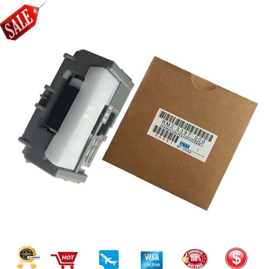 Nuevo RM2-5397 RM2-5397-000 para HP LaserJet Pro M402 M403 M426 M427 T2 separación de piezas de la impresora