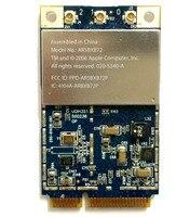 SSEA New Network Card for Atheros AR5BXB72 AR5008 AR5418 802.11a/b/g/n 2.4G/5GHZ Wireless Card for Mac Machine A1186 MA970