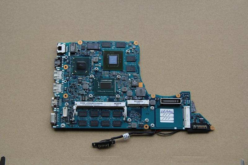 A1884447A для SONY MBX-259 материнская плата для ноутбука 1P-0123700-A011 с I7-3520M процессором и N13P-LP-A2 GPU на борту HM77 полностью протестирована