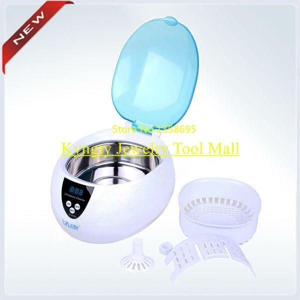 Ультразвуковой очиститель для ювелирных изделий 0,75 л, ультразвуковой очиститель для ювелирных изделий, магазин очков, семейная стоматолог...