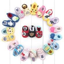Chaussures Cartoon pour bébés 0-18M   Chaussures de printemps et dautomne pour garçons et filles, de haute qualité, de style mignon pour les nouveaux nés, pour les premiers marcheurs, 2019