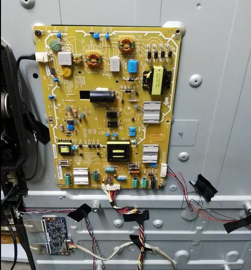4H.B1660.091/D B166-703 RE V.B conectar con la placa de tensión alta para LED-50B7 Placa de conexión T-CON