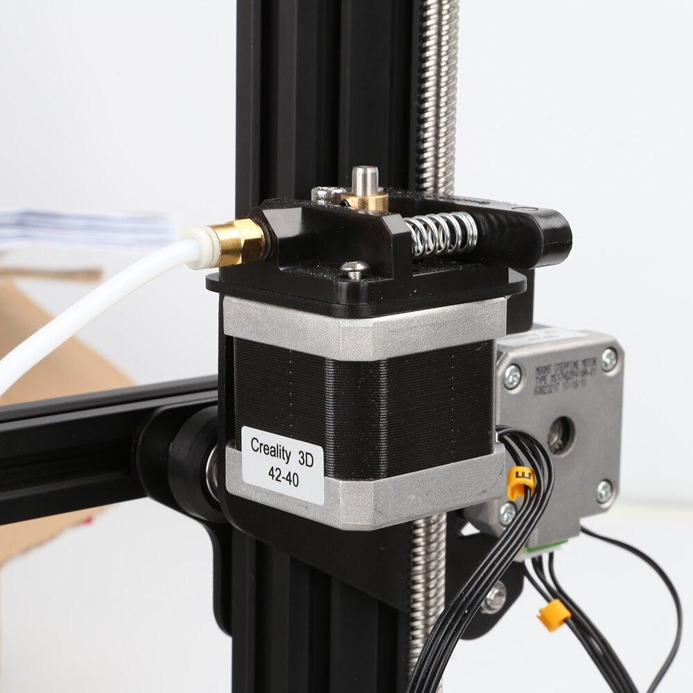 Piezas de impresora 3D, motor de 40 JK42HS40-1004A-02F de altura, Motor paso a paso 42 para impresora 3d Creality CR-10 CR-10S