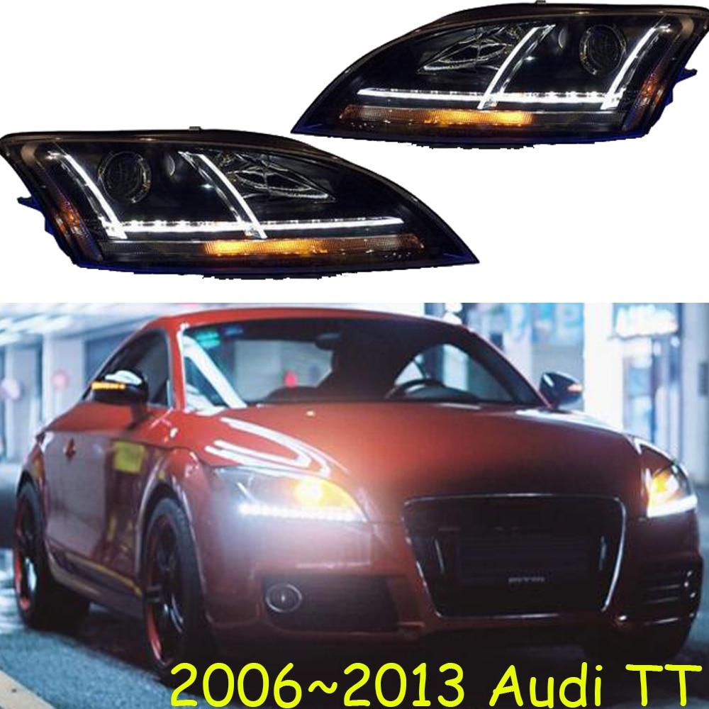 ¡Faro TT, 1999 ~ 2005/2006 2013! lámpara antiniebla A4, A5, A8, TT, accesorios para el coche, Q3, Q5, Q7, TT, S3 S4 S5 S6 S7 S8; luz trasera TT