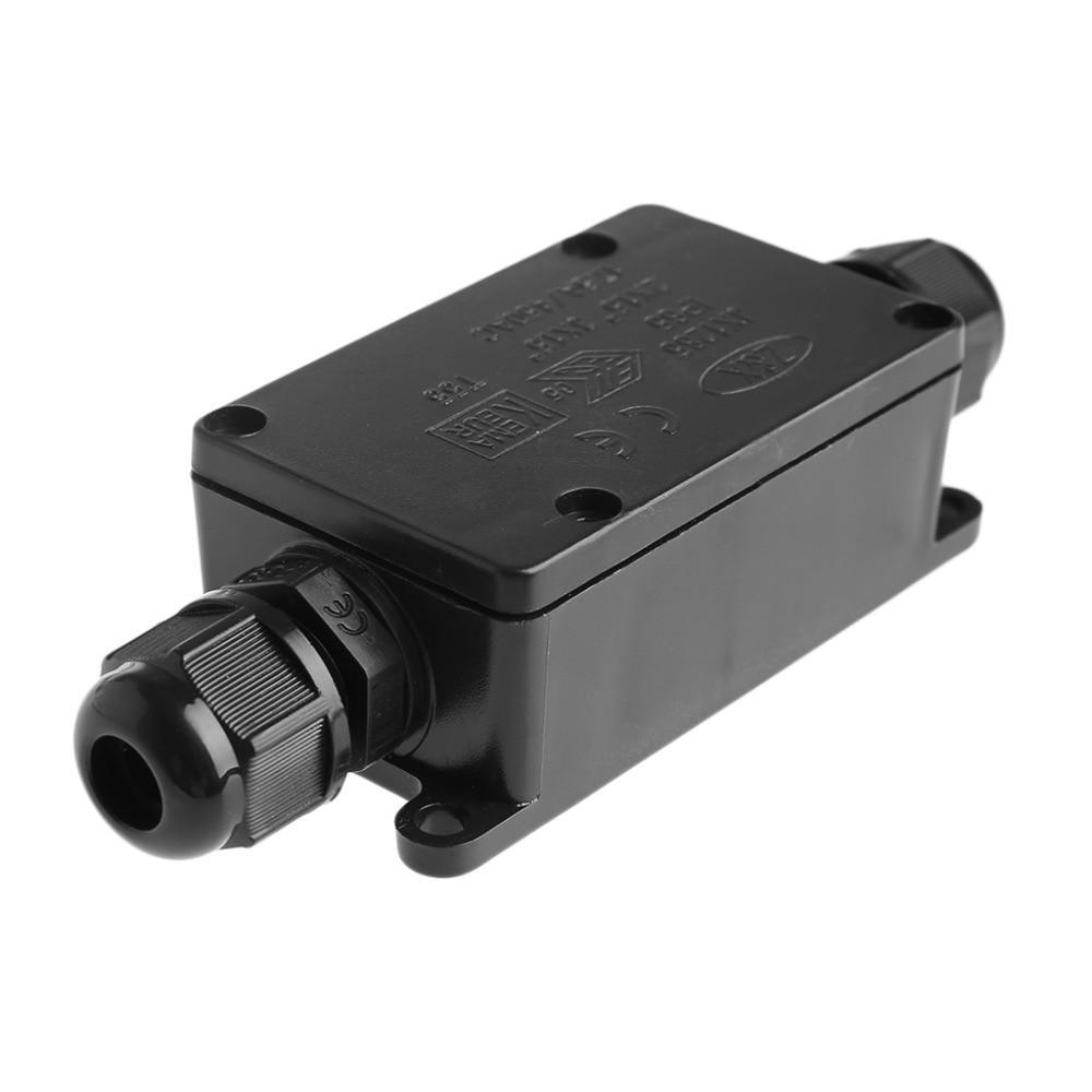 Waterproof IP65 Junction Box Protection Building DTY Connectors Electrical Equipment Supplies