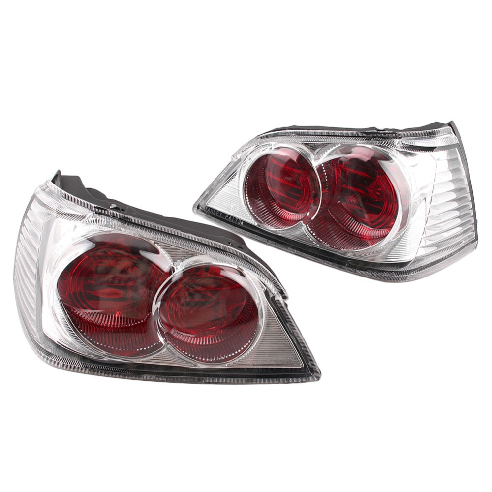 Para Honda Goldwing GL1800 GL 1800 luz trasera freno intermitentes lente cubierta 2001-2011 Piezas de motocicleta e-mark